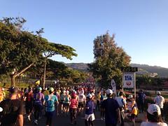 Darrin Misiera Honolulu Marathon 2013 (Darrin Misiera | Triathlon Bad Boy) Tags: boy hawaii waikiki head bad diamond honolulu triathlon darrin outrigger misiera tri360 darrinmisiera triathlonbadboy