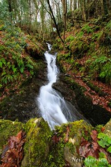 Waterfall in Roe Valley. (MNM Photography 2014) Tags: park river waterfall country valley roe limavady