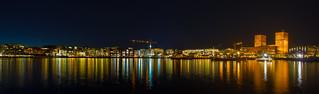 Aker Brygge, Oslo Panorama