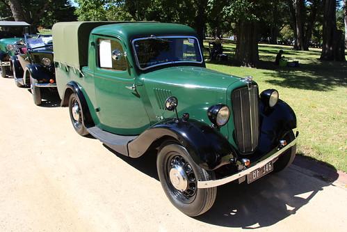 1941 Morris 8 Series II Coupe Utility