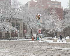 Around the Neighborhood walking to Work-0032 (Diacritical) Tags: snow brooklyn brooklynheights 55mm f80 iso1600 2014 aperturepriority 2470mmf28 1400sec nikond4 1400secatf80