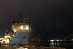 Maersk Challenger St. John's Harbour (FudgeD) Tags: newfoundland stjohns maersk