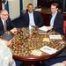 U.S. Senate Armed Services Committee professional staff members visit U.S. Army Africa leaders