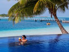 Maldives (wesbran) Tags: island hilton maldives conrad maldiveislands atolls indiaocean rangaliisland republicofthemaldives dhivehiraajjeygejumhooriyya