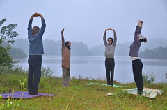 Vedaguru Yoga classes