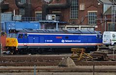 50026 (stavioni) Tags: train diesel railway hoover network southeast esl nse eastleigh class50 indomitable 50026