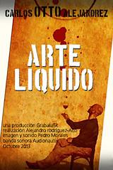 CARTEL ARTE LIQUIDO