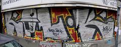 Rosh/Rol.K (delete08) Tags: madrid street urban streetart graffiti delete