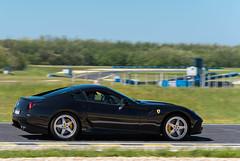 Ferrari 599 GTB Fiorano HGTE (Mysea!) Tags: car race nikon df track ferrari panning gtb sportcar 599 fiorano aut svenk worldcars ostffyasszonyfa hgte pannniaring