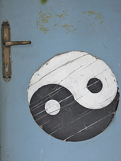 There's more to the symbol of Yin-Yang, than meets the eye.