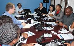 IREX MOZAMBIQUE 2014-05-26C (msp.irexmozambique) Tags: mozambique maputo moambique irex tropicais jornalistas doenas capacitao negligenciadas