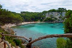 P1020750copy (bob_rmg) Tags: beach mediterranean menorca calamacarella