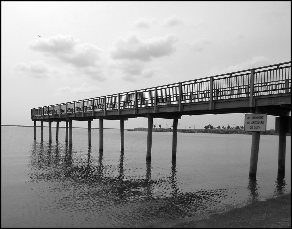 Gallagher Beach Pier Buffalo, NY