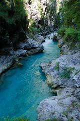 Tolmin Gorges (Kresimir Simatovic) Tags: slovenia gorge tolmin