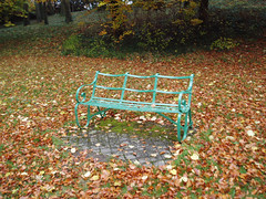 "Bench in Nov. • <a style=""font-size:0.8em;"" href=""http://www.flickr.com/photos/134119275@N07/18670558390/"" target=""_blank"">View on Flickr</a>"