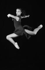 Contemporary ballet (bojanstanulov) Tags: ballerina balet ballet balletdancer beautiful bw blackwhite contemporary