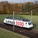 CFF Re 460 075 Léman 2030 à Gollion
