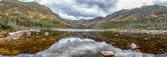 Lac aux amricains (sviet73) Tags: canada parc lac national secteurdumontalbert gaspsie qubec aux amricains miroir
