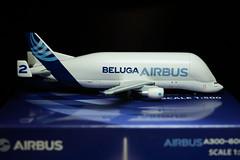 Airbus A300-600ST Beluga No 2 F-GSTB Hogan 1/500 (altinomh) Tags: airbus a300600st beluga no 2 fgstb hogan 1500 a300 super transporter