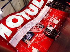 Motul. 2016. (neosystem1) Tags: exhibition stand glass design builders dubai pop up ideas for sale london new artwork booth 2016 di mare rent fire black print text graphic hotel construction desk modular welcome confere conference interior exterior coffe point store exhibit airport indoor canada motul red white