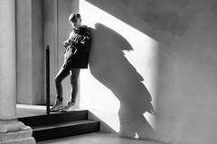 ombre (Davide Comotti) Tags: ritratto bw lodi festival etica portrait