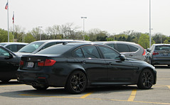 BMW M3 (F80) (SPV Automotive) Tags: bmw m3 f80 sedan exotic sports car black