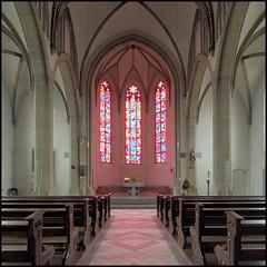 26.10.2016 Pfarrkirche Mariä Geburt in Horb a.N. - Altheim -