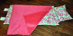 Love Tumble Roses in Pink Nap Mat 3 (preciousnprosper) Tags: napmat amybutler roses
