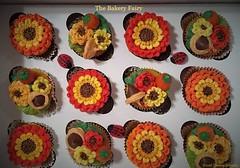 _____ (TheBakeryFairy♥) Tags: buttercream cupcakes thebakeryfairy buttercreamcupcakes hersheys hersheykisses hersheykissescupcake