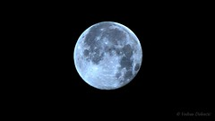 (Vedran Doleni Photography) Tags: space bluemoon