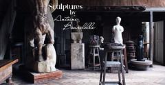 Masterpieces of marble at Musee Bourdelle Paris (robintoetenel12) Tags: musebourdelleparis antoinebourdelle secretgarden museebourdelle ethnicchic
