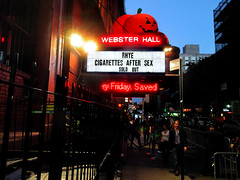 Cigarettes After Sex 2016 Webster Hall NYC 7058 (Brechtbug) Tags: cigarettes after sex live from webster hall appearing with band rhye sold out october 10142016 nyc 2016 new york city mr randy miller bass greg gonzalez vocals jacob tomsky drums phillip tubbs keyboard manhattan downtown music musicians group stages bands 11th street between 4th 3rd avenues cigarettesaftersex halloween decorations st ave avenue