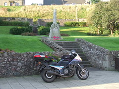 Photo of 2009 # 59b, Memorials to the Fishing Desaster of 1881 ?, Eyemouth, Borders 1.