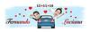 Caricatura Noivos (Igor Aquino Arte) Tags: caricatura arte art ilustração ilustration digital vetorize vetor draw casamento casal cartoon