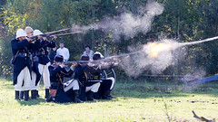 Fort_Seclin_2016_10_16_IMG_0356 (bypapah) Tags: papah fort fortification france nord seclin north 2016 reunion meeting militaire military reconstituionhistorique historicalreenactment