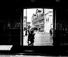 Street Photography - Ferrara (Giorgio Meneghetti) Tags: nikon df ferrara streetphotography blackandwhite