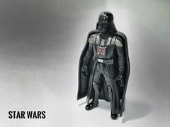 Darth Vader (p931120) Tags: star wars model black darth vader tomy movie