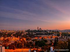 old city at dawn (dgoldenberg52) Tags: jerusalem israel capital city urban