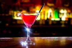The Lansdowne : Cocktails (Digital-Mechanic.com) Tags: the lansdowne cocktails london road leicester zombie mojito cosmopolitan
