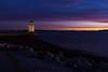Purple Dawn (Bob90901) Tags: purple dawn portlandharbor buglightpark southportland maine buglight harbor lighthouse autumn nauticaltwilight 2016 september 0549 rpg90901 longexposure water sky ocean canon 6d canonef35mmf14liiusm sea seascape shore seashore sunrise vle