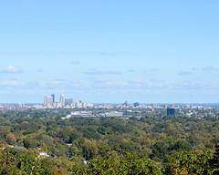 LouisvilleFromIroquisePark (DonKevinBrown) Tags: louisville kentucky iroquoise park churchill downs
