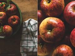 (CarolienCadoni..) Tags: sonyslta99 sal85f14z 85mm apples bokeh photography still stilllife autumn fall dof diptychs diptych
