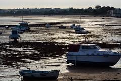 Gorey Shore / Jersey (Images George Rex) Tags: gorey jerseyci uk landscape sands boats photobygeorgerex imagesgeorgerex channelisles jersey stmartin