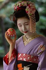 Maiko20161017_02_09 (kyoto flower) Tags: tanan fukuno kyoto maiko 20161017     yoshie