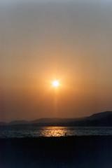 Paleochora (alkanast) Tags: kriti crete hellas greece   film water sea    sunset paleochora
