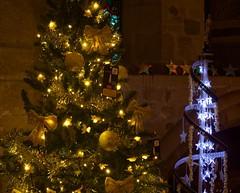 Christmas Tree Festival 7 (ianwyliephoto) Tags: corbridge northumberland tynevalley tynedale christmas treefestival 2016 standrewschurch lights twinkle festive community village