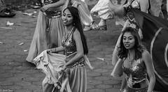 odaliscas (guilletho) Tags: blackandwhite monochrome bw noiretblanc traditions blancoynegro monocromatico mexico parade woman canon schawarzundweib
