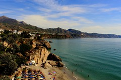 Playa de Calahonda (camus agp) Tags: maro nerja espaa marmediterraneo