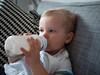 Biberon (Dahrth) Tags: gf1 gf120 panasoniclumixgf1 lumixmicroquatretiers lumixμ43 micro43 microfourthirds raw bébé baby babybottle cute mignon enfant portrait blond