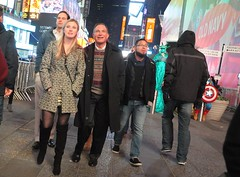 Times Square Saturday Night 2016 (zaxouzo) Tags: timessquare people public fashion 2016 nikond90 nyc night